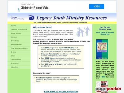 youth-ministry.info