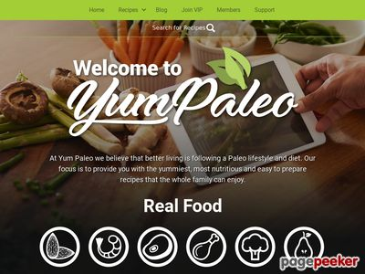 Yum Paleo | Ultimate Paleo Recipes 1