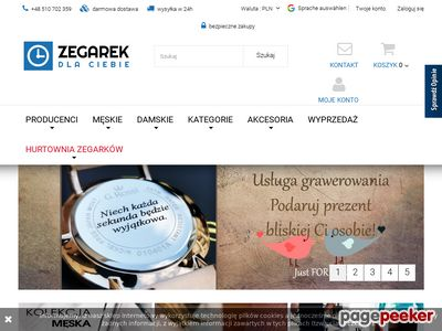 Zegarekdlaciebie.pl