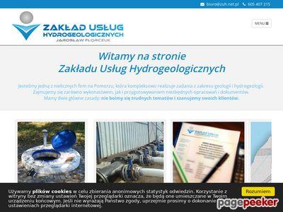ZUH usługi hydrogeologiczne