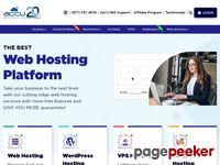 accuwebhosting.com screenshot