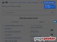 brasil.gov.br screenshot