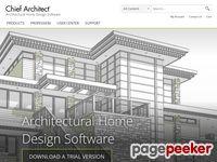 chiefarchitect.com screenshot