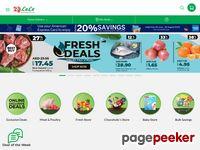 luluhypermarket.com screenshot