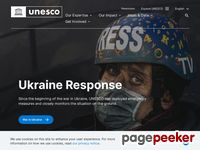 unesco.org screenshot