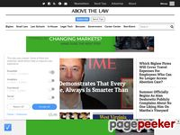 Abovethelaw.com - Above the Law