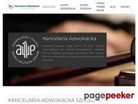Adwokat Szczecin | Prawo Karne | Odszkodowania | Kancelaria