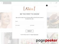Akin.com.au - Natural Skin Care & Hair Care - A'kin
