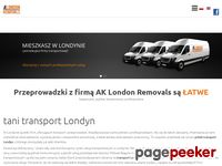 Aklondonremovals.co.uk/pl