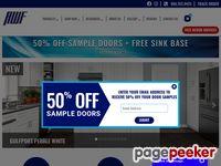 Allwoodfast.com -    Assembled Kitchen Cabinets, Bathroom Furniture, Cabinet Wholesaler