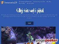 Internetowy sklep akwarystyczny Amazonia24