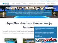 Aquaplus - budowa basenów prywatnych