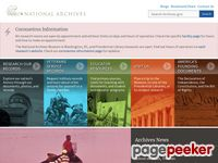 Archives.gov - National Archives |