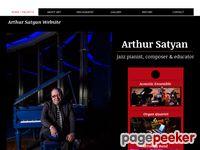 Arthursatian.com - Arthur Satyan Website