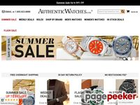 Authenticwatches.com - Rolex | TAG Heuer | Breitling | Buy Authentic Luxury Watches