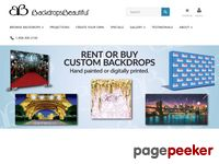 Backdropsbeautiful.com - Backdrops Beautiful | Hand Painted Scenic Backdrop Rentals and Sales