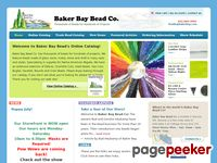 Bakerbay.com - Welcome to Baker Bay Bead Co's Bead Store and Supply!
