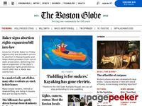 Bostonglobe.com - The Boston Globe