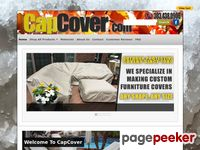 Capcover.com -           CapCover | We Make Custom Air Conditioner Covers, Swamp Cooler Covers, Grill Covers, Fire Pit Covers, Window Air Conditioner Covers.