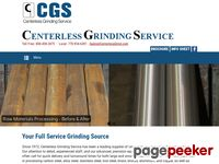 Centerlessgrind.com - Centerless Grinding Service - Your Full Service Grinding Source