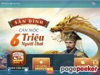 Chanphom.com - Sân Đình - Chơi Chắn Pro, Phỏm Pro - Đánh chắn online, phỏm online như ngoài đời thật - Game dân gian thời hiện đại