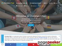 Christian chat rooms free with voice and video chat for Christian teens ...