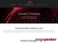 Comutec.ch - Home | comutec GmbH IT Support Informatik Kloten