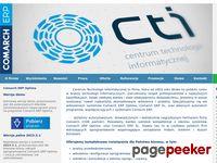 Partner Comarch - CTI Gliwice