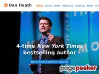 Danheath.com - Chip & Dan Heath - NYT bestselling authors of Made to Stick and Switch Heath Brothers