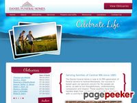 Danielfuneralhome.com - Daniel Funeral Homes and Cremation Services - Central Minnesota