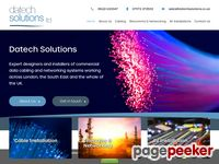 Datechsolutions.co.uk - Network Structured Cabling Systems by Datech UK