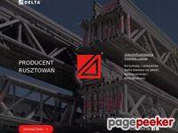 Rusztowania wynajem Delta-bud