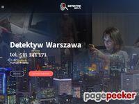 Detektyw Warszawa