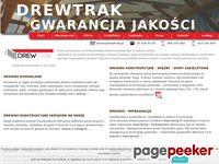 Drewtrak.pl : tartak Tarnowskie Góry
