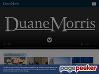 Duanemorris.com - Welcome to Duane Morris LLP