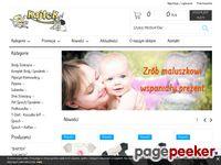 e-kajtek.pl - Sklep internetowy z wyprawką dla noworodka