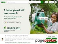 Ecosia ist eine umweltfreundliche Suchmaschine