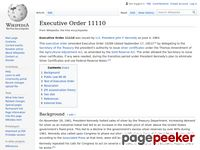 http://en.wikipedia.org/wiki/Executive_Order_11110