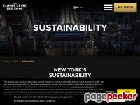Esbsustainability.com - Sustainability & Energy Efficiency | Empire State Building