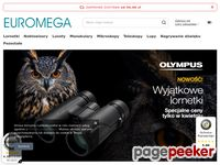 Euromega - obudowy podwodne Olympus