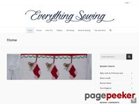 Everythingsewing.net - Everything Sewing – All things sewing