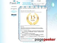 Fastitservice.be - Accueil - Fast IT Service