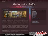 Rehorovics Anita Festő-Restaurátor Művész