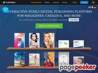 Fliphtml5.com - Free HTML5 Flip Book Maker; Interactive HTML5 Digital Publishing Platform for Magazines, Catalogs, and more | FlipHTML5