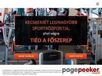 Kecskemét - FormaZona Sportközpont