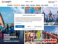 FunSurf - Kurs windsurfingu