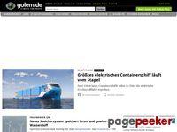 Golem.de: IT-News für Profis