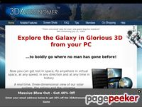 Explore Galaxy in Glorious 3D from PC – Astronomer Screenshots