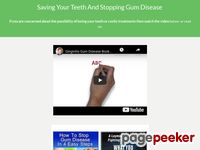 How to Get Rid of Gingivitis - GingivitisKiller.com