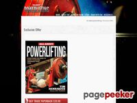 Exclusive Offer – All About powerlifting